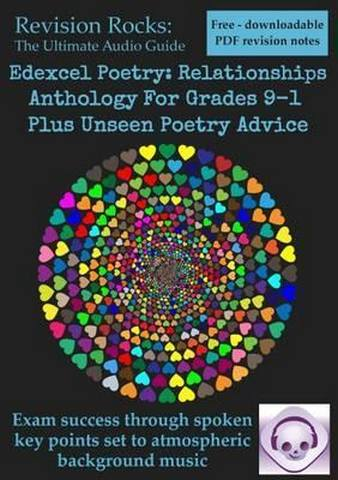 Edexcel Poetry: Relationships Anthology for Grades 9-1 Plus Unseen Poetry Advice - Emily Bird