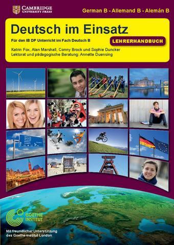 IB Diploma: Deutsch im Einsatz Teacher's Book -