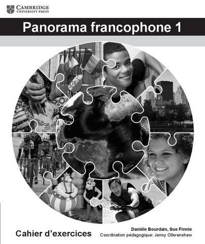 IB Diploma: Panorama francophone 1 Cahier d'exercises - 5 Books Pack - Daniele Bourdais