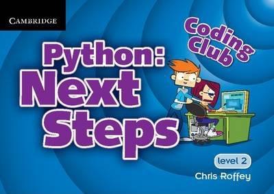 Coding Club Python: Next Steps  Level 2 - Chris Roffey
