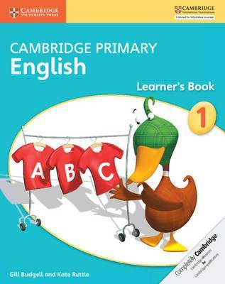 Cambridge Primary English: Cambridge Primary English Stage 1 Learner's Book - Gill Budgell