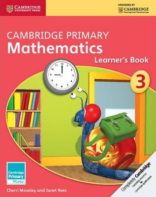 Cambridge Primary Maths: Cambridge Primary Mathematics Stage 3 Learner's Book - Cherri Moseley