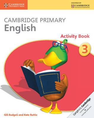 Cambridge Primary English: Cambridge Primary English Activity Book Stage 3 Activity Book - Gill Budgell