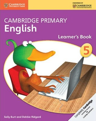 Cambridge Primary English: Cambridge Primary English Stage 5 Learner's Book - Sally Burt