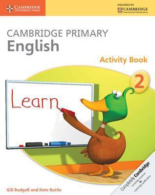 Cambridge Primary English: Cambridge Primary English Activity Book Stage 2 Activity Book - Gill Budgell
