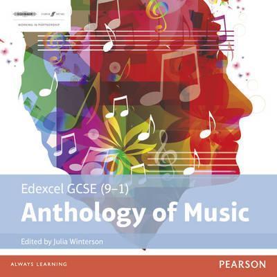 Edexcel GCSE (9-1) Anthology of Music CD - Julia Winterson