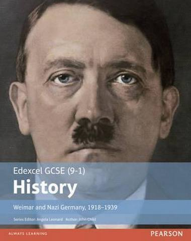 Edexcel GCSE (9-1) History Weimar and Nazi Germany