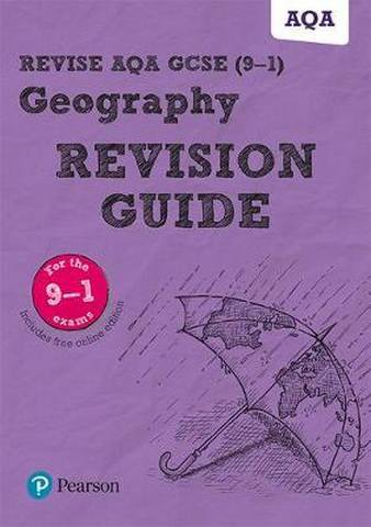 Revise AQA GCSE Geography Revision Guide: (with free online edition) - Rob Bircher