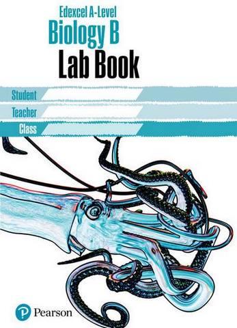 Edexcel Alevel Biology Lab Book: Edexcel Alevel Biology Lab Book -