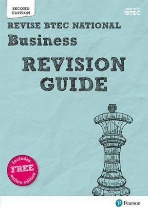 Revise BTEC National Business Revision Guide: Second edition - Diane Sutherland