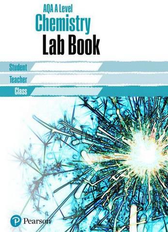 AQA A level Chemistry Lab Book: AQA A level Chemistry Lab Book -