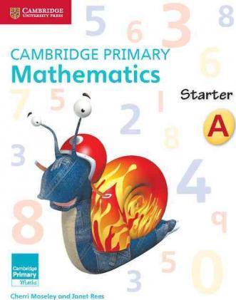 Cambridge Primary Maths: Cambridge Primary Mathematics Starter Activity Book A - Cherri Moseley