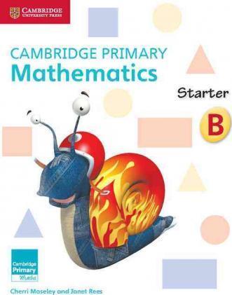 Cambridge Primary Maths: Cambridge Primary Mathematics Starter Activity Book B - Cherri Moseley