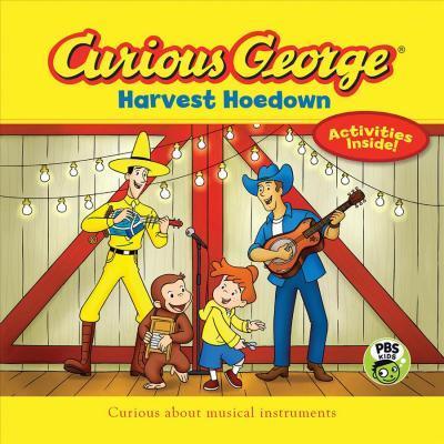 Curious George Harvest Hoedown - H. A. Rey