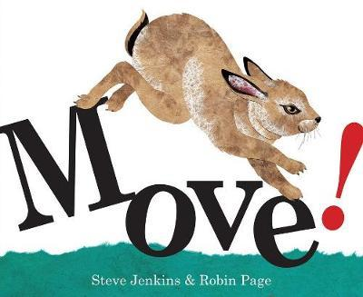 Move! - Robin Page