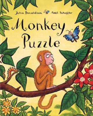 Monkey Puzzle Big Book - Julia Donaldson