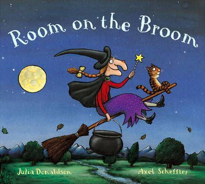 Room on the Broom Big Book - Julia Donaldson