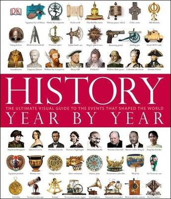 History Year by Year - DK