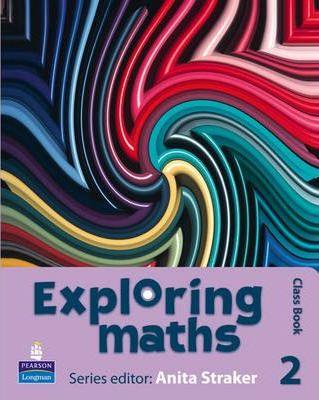 Exploring maths: Tier 2 Class book - Anita Straker
