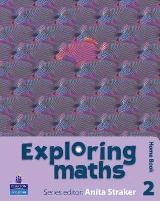 Exploring maths: Tier 2 Home book - Anita Straker