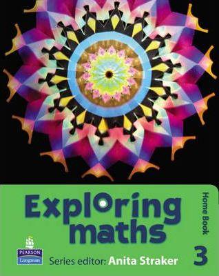 Exploring maths: Tier 3 Home book - Anita Straker