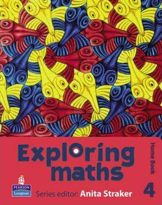 Exploring maths: Tier 4 Home book - Anita Straker