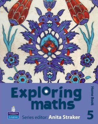 Exploring maths: Tier 5 Home book - Anita Straker