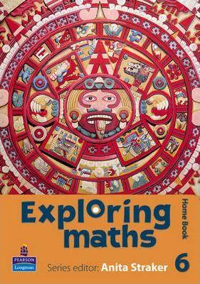 Exploring maths: Tier 6 Home book - Anita Straker