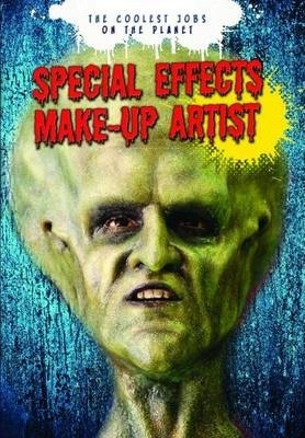Special Effects Make-up Artist - Jonathan Craig