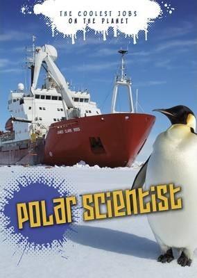 Polar Scientist - Emily Shuckburgh