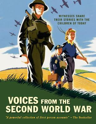 Voices from the Second World War: Witnesses share their stories with the children of today - First News