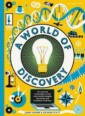 A World of Discovery - James Brown