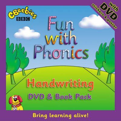 Learn at Home:Fun with Phonics: Handwriting Pack -