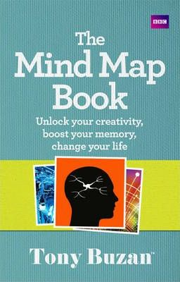 The Mind Map Book: Unlock your creativity
