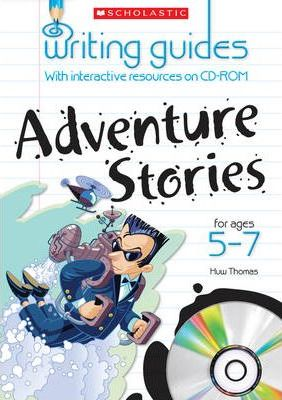 Adventure Stories for Ages 5-7 - Huw Thomas