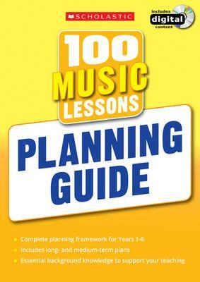100 Music Lessons: Planning Guide - David Ashworth