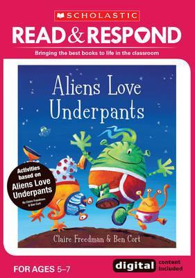 Aliens Love Underpants - Jean Evans