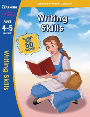 Princess: Writing Skills (Ages 4-5) - Scholastic