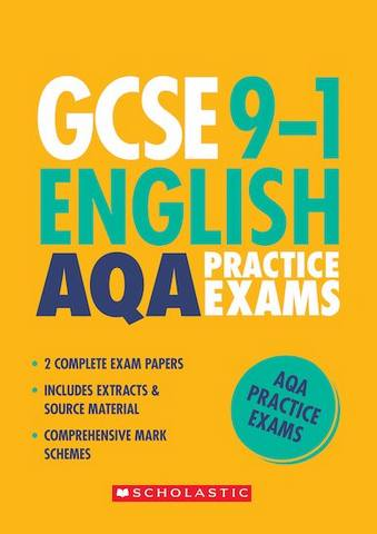 English Language Exam Practice AQA: 2 Papers - Kim Kenny