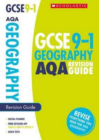 Geography Revision Guide for AQA - Daniel Cowling