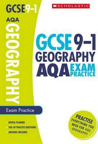 Geography Exam Practice Book for AQA - Daniel Cowling