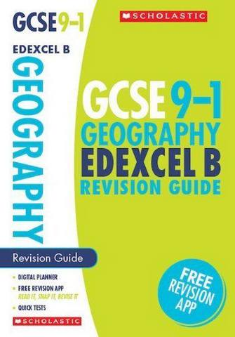 Geography Revision Guide for Edexcel B - Lindsay Frost
