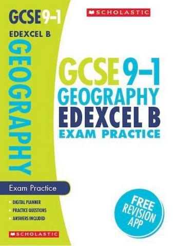 Geography Exam Practice Book for Edexcel B - Lindsay Frost