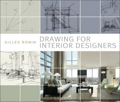 Drawing for Interior Designers - Gilles Ronin