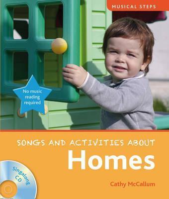 Musical Steps - Musical Steps: Homes - Cathy McCallum