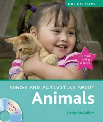 Musical Steps - Musical Steps: Animals - Cathy McCallum