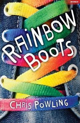 Rainbow Boots - Chris Powling