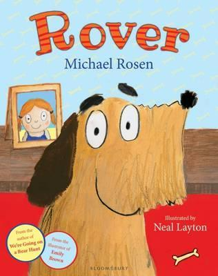Rover: Big Book - Neal Layton