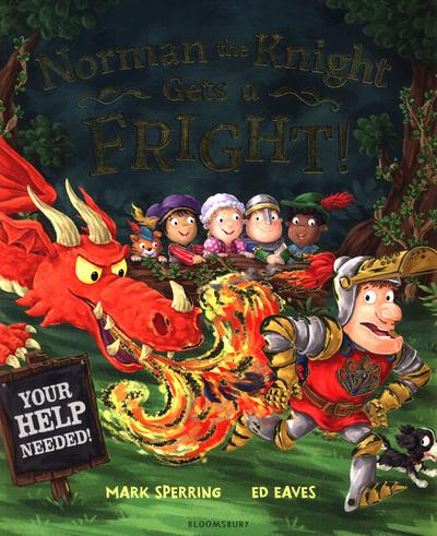 Norman the Knight Gets a Fright - Mark Sperring
