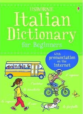 Usborne Italian Dictionary For Beginners - Helen Davies